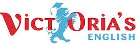 Logo VICTORIA'S English
